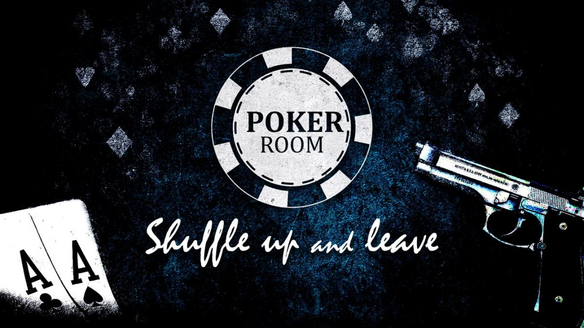 Poker Room – Shuffle up and leave - Escape Game à Caen